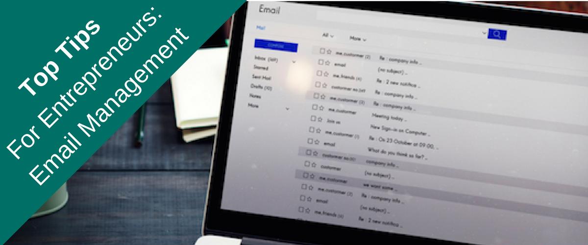 Email Management for Entrepreneurs