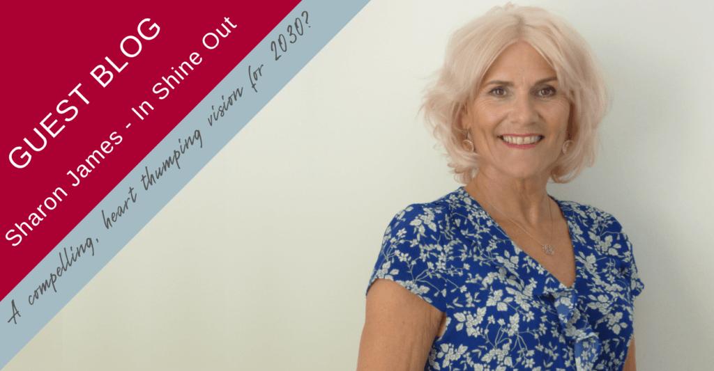 Guest Blog - Sharon James