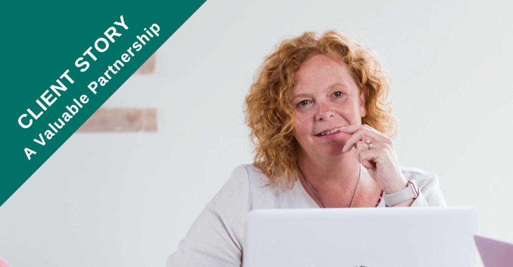Client Story Partnership - Debbie